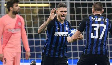 Icardi, fuera de la convocatoria del Inter para Viena