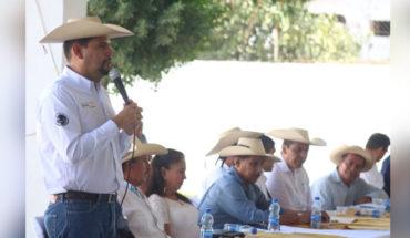 Impulso al sector ganadero desde la legislación, compromete Octavio Ocampo
