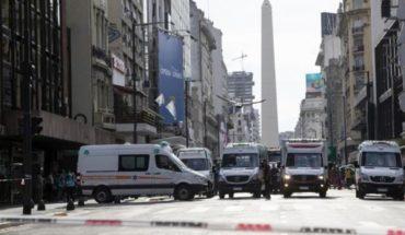 Incendio en el hotel: 2 días de duelo por la muerte de la mujer policía
