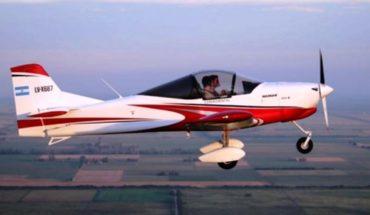 Industria Argentina: comenzó a volar un avión fabricado por santafesinos