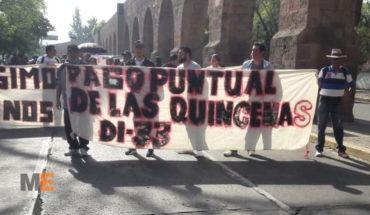 Informe de Mexicanos Primero señala que en seis años, la CNTE destinó 184 días a paros laborales