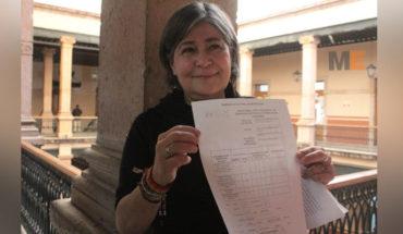 Intereses personales en la destitución de Alfredo Ramírez de la coordinación de Morena, acusa Mayela Salas