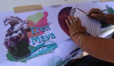 Inversión privada financiará 90% del Tren Maya