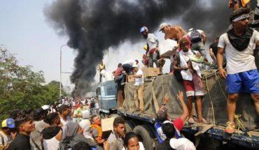 Izquierda de Paraguay celebra fracaso de entrega de ayuda humanitaria a Venezuela