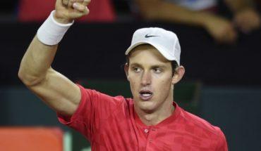 Jarry superó a Novak y deja con vida a Chile en serie con Austria