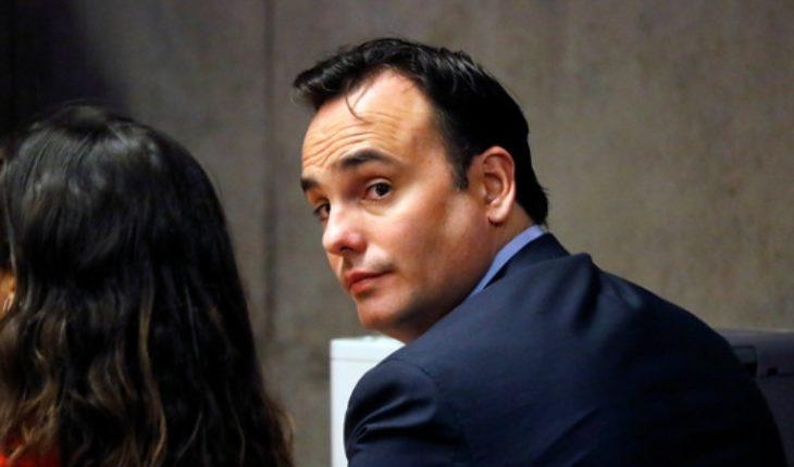 Jorge Abbott irrumpe en sentencia de Aldo Motta y pide rechazo de pruebas que buscan anular su condena por caso Cascadas