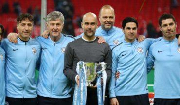Josep Guardiola ya está entre los 10 técnicos más ganadores de la historia