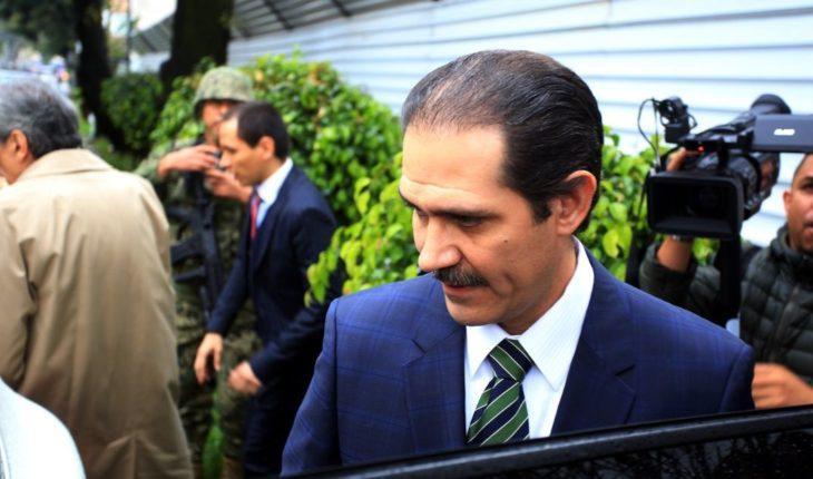Juez impide libertad de Guillermo Padrés, ex gobernador de Sonora