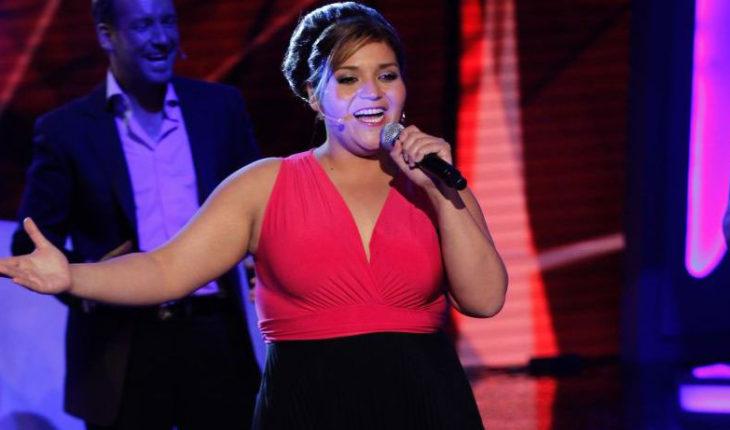"Katherine Orellana se ilusiona con ser coach en ""Rojo"""