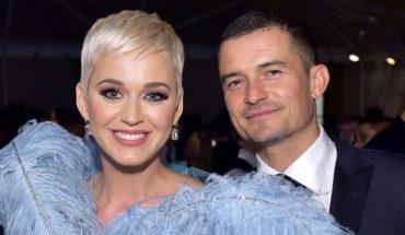Katy Perry y Orlando Bloom anuncian compromiso de matrimonio
