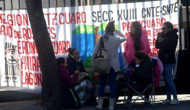 La CNTE finaliza paro y bloqueos en Michoacán; el lunes vuelven a clases