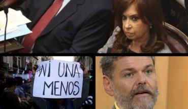 La DAIA no desistirá de la querella contra Cristina Kirchner, marcha contra femicidios, Casero le respondió a Pinti y más...