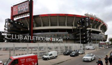 La carta de Rodolfo D'Onofrio sobre el futuro del Estadio Monumental