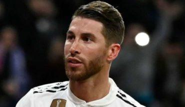 """La furia de Sergio Ramos tras el penal de Suárez en el Clásico: """"Vamos, que nos meten seis"""""""