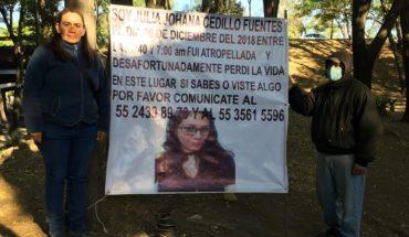 La historia de Johana, joven atropellada en CDMX