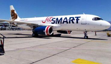 La nueva low cost JetSmart ofrece pasajes a $1 por tramo hasta el viernes