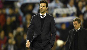 La palabra asustar no existe en el futbol: Santiago Solari