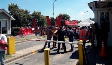 La protesta de los movimientos sociales llegó al exclusivo barrio Nordelta