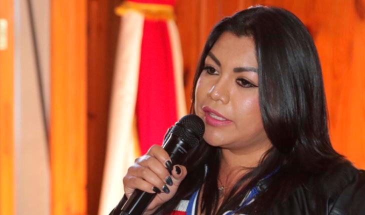 Lamenta Brenda Fraga que Congreso pueda renunciar a sus atribuciones de control de la Fiscalía