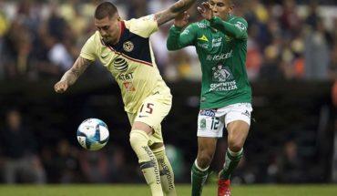 León ruge en el Azteca, anotan 3-0 al América