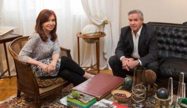 """""""Le pedí una reunión a Cristina"""": Felipe Solá se juntó con la ex presidenta"""