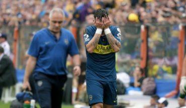 Los hinchas de Boca que celebraron la lesión de Pavón