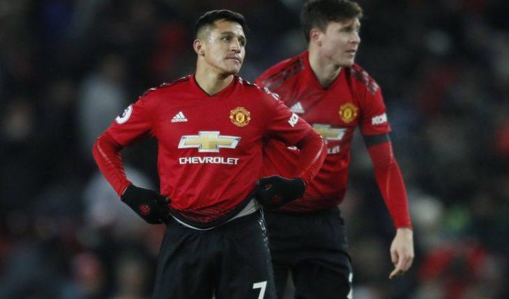 Manchester United baraja un reemplazante para Alexis Sánchez