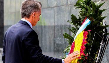 Mauricio Macri aterriza en Emiratos Árabes y finaliza su gira por Asia