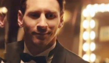 Messi se prepara con elegancia para la Champions League