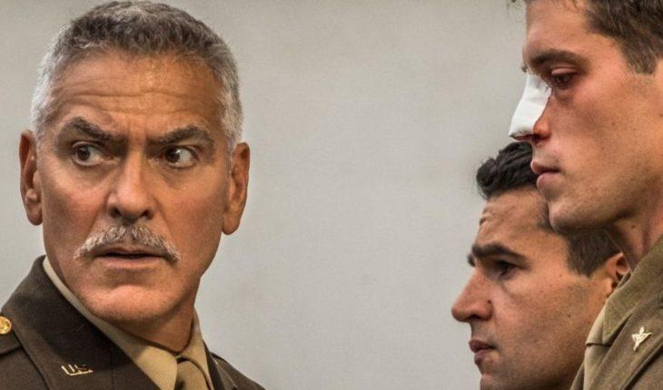 Mirá el tráiler de la nueva serie de George Clooney