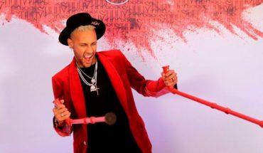 Neymar festejó sus 27 años con una mega fiesta y bailó en silla de ruedas