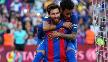 Neymar se emocionó al hablar de Lionel Messi y su posible regreso al Barcelona