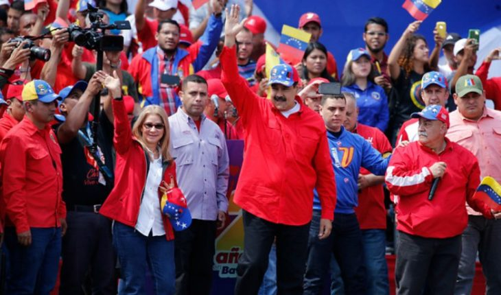 """Nicolás Maduro aseguró que """"el golpe de Estado fracasó y no se quieren dar cuenta"""""""
