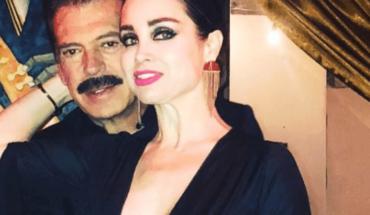 Novia de Sergio Goyri defiende al actor y revela por qué subió el video