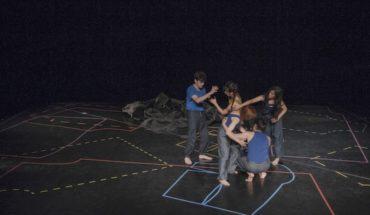 """Obra """"Háptico"""": explorando el tacto a través de la danza"""