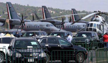 Obtienen 60 millones de pesos de la subasta en Santa Lucía