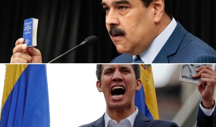 Otro día de marchas multitudinarias en Venezuela: hablaron Maduro y Guaidó