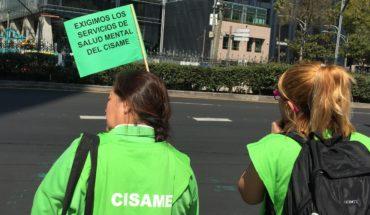 Pacientes denuncian suspensión de servicios en CISAME