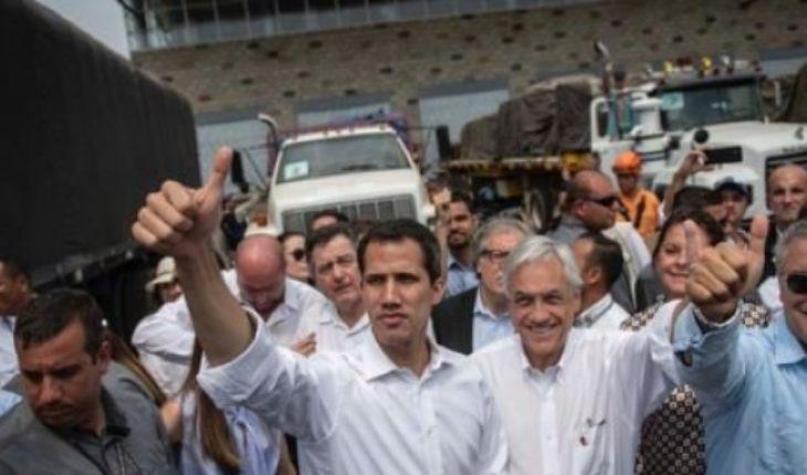 """Piñera a lo Trump: """"Maduro es parte del problema y por eso tiene sus días contados"""""""