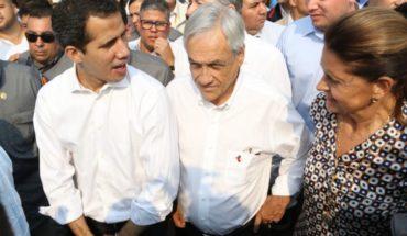Piñera invitó a Juan Guaidó a la cumbre de Prosur que se realizará en Chile