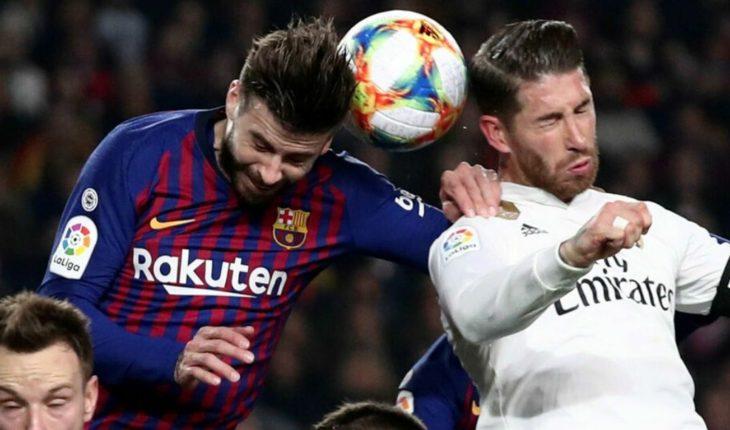 """Piqué carga contra Sergio Ramos: """"La segunda amarilla es clara"""""""