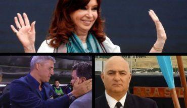Postergan juicio de Cristina, hallan muerto a ex submarinista del ARA San Juan, cruce entre Gallardo y Crespo y más...