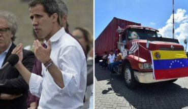 Primer cargamento de ayuda internacional ingresa a Venezuela