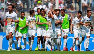 Pumas de Marioni vencen 1-0 y rompen mala racha ante América
