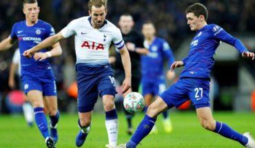 Qué canal transmite Chelsea vs Tottenham en TV: Premier League 2019, miércoles