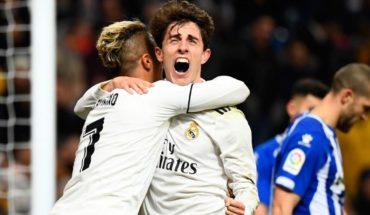 Real Madrid venció al Alavés y recortó diferencias con Atlético y Barcelona