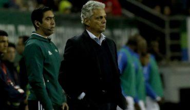 """Reinaldo Rueda: """"No conversé con Marcelo Díaz ni ninguno de los jugadores"""""""