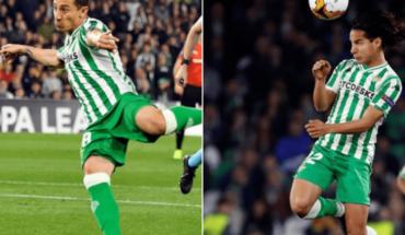 Rennes elimina al Betis; Lainez y Guardado se despiden de la Europa League