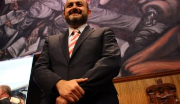Ricardo Villanueva como nuevo rector de la Universidad de Guadalajara