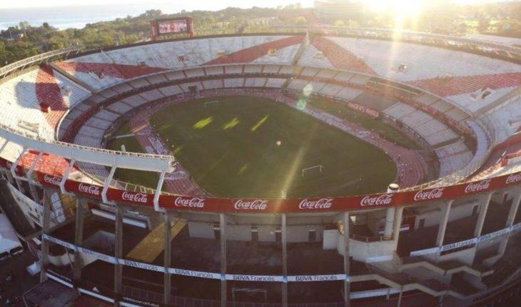 River Plate se queda sin el nuevo Monumental ¿Qué dijo D'Onofrio al respecto?